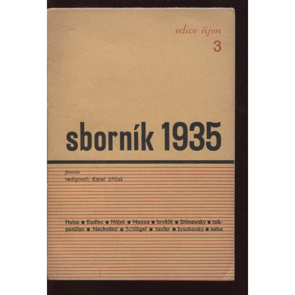 Sborník 1935