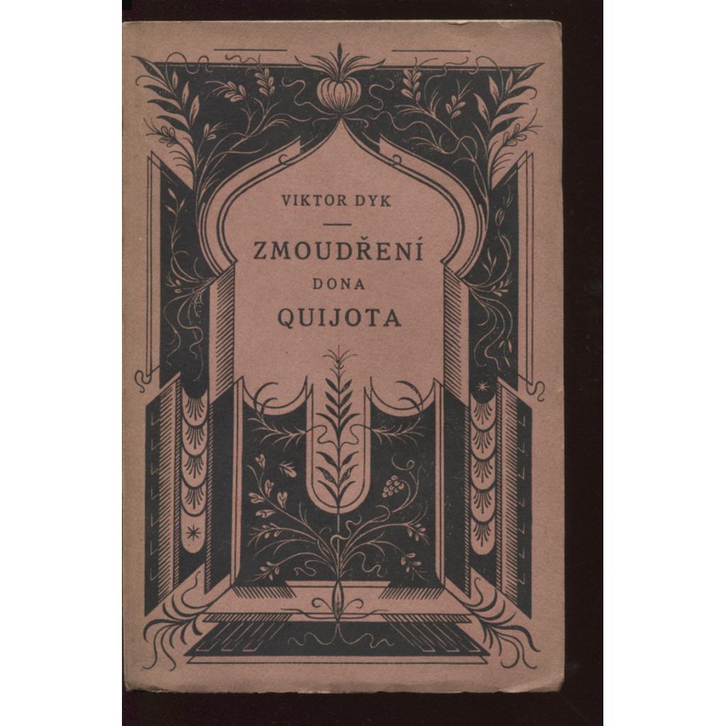 Zmoudření dona Quijota (ed. Knihy dobrých autorů)