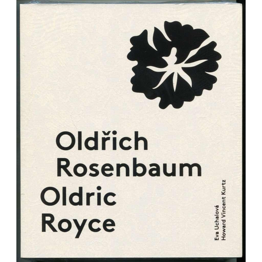 Oldřich Rosenbaum / Oldric Royce: Život s módou v Praze a v New Yorku [Design - Profily - Osobnosti 4] (česky)