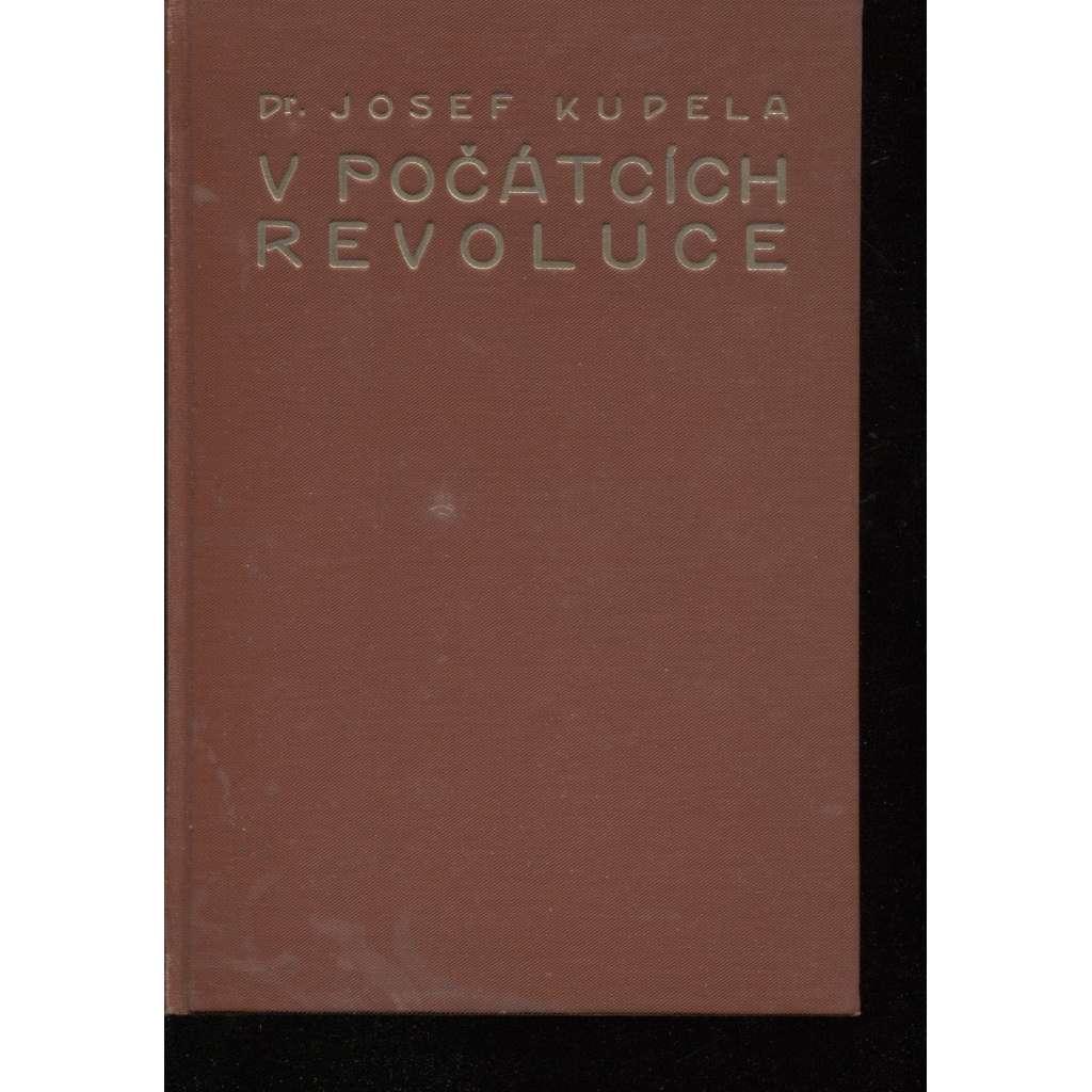 V počátcích revoluce