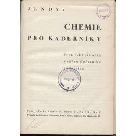 Chemie pro kadeřníky (kadeřnictví, móda)