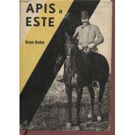 Apis a Este (obálka Ladislav Sutnar)