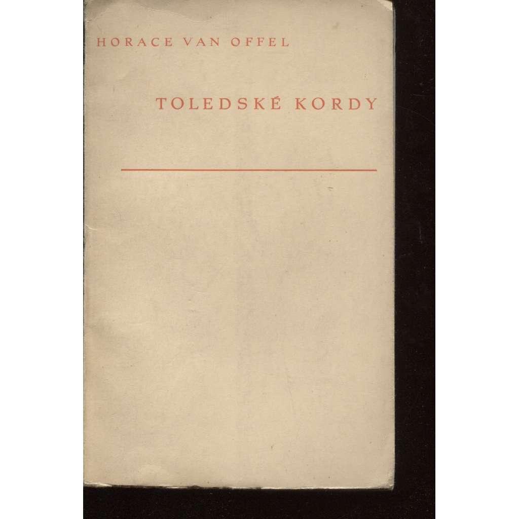 Toledské kordy (Stará Říše)