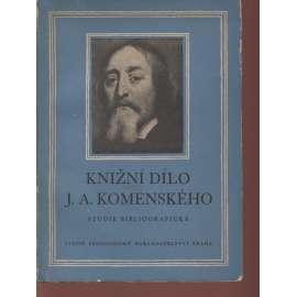 Knižní dílo J. A. Komenského