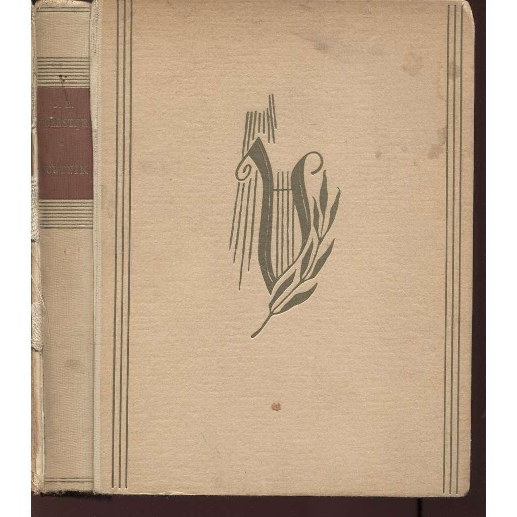 Poutník (podpis J. B. Foerster)
