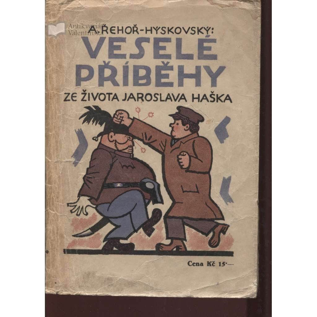 Veselé příběhy ze života Jaroslava Haška