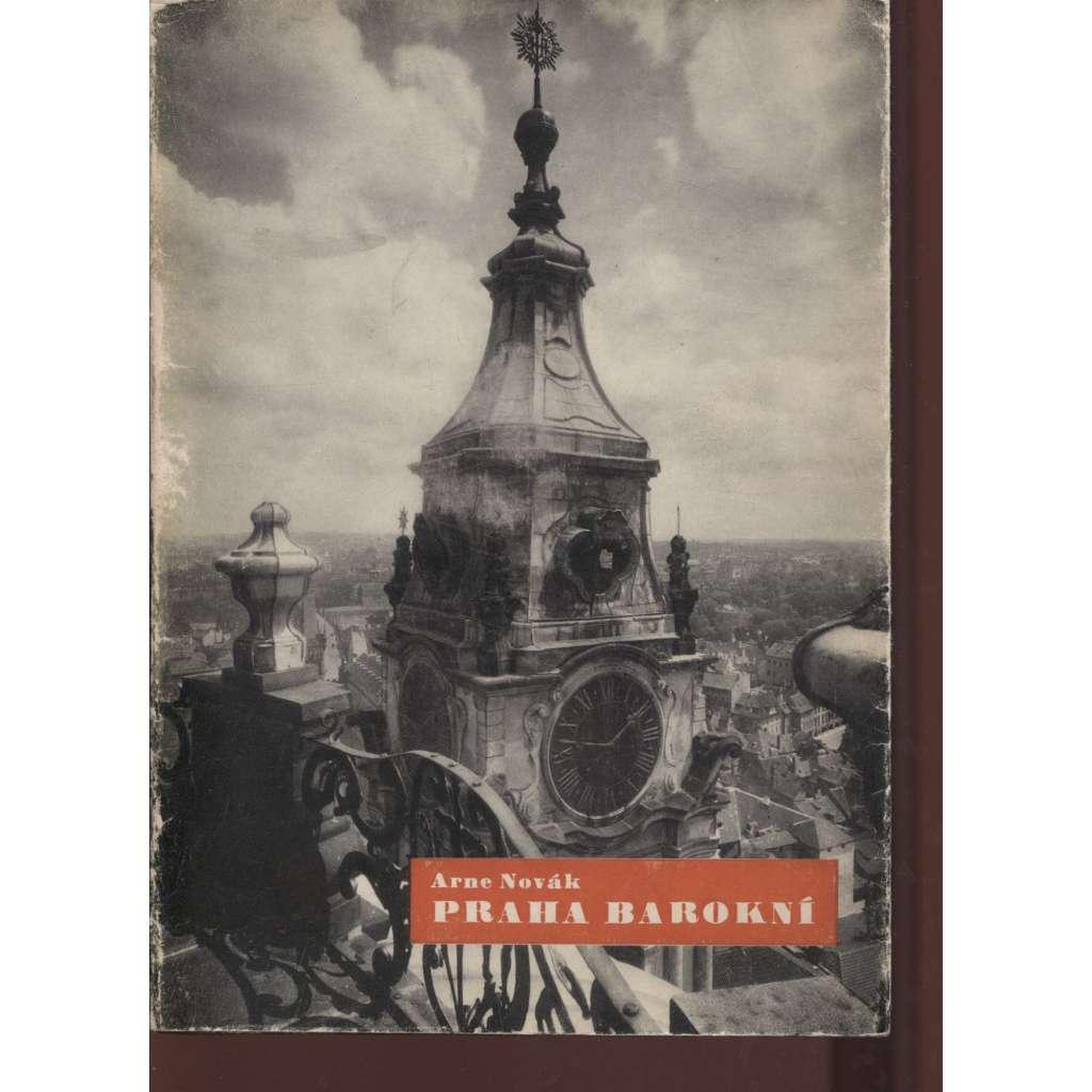 Praha barokní