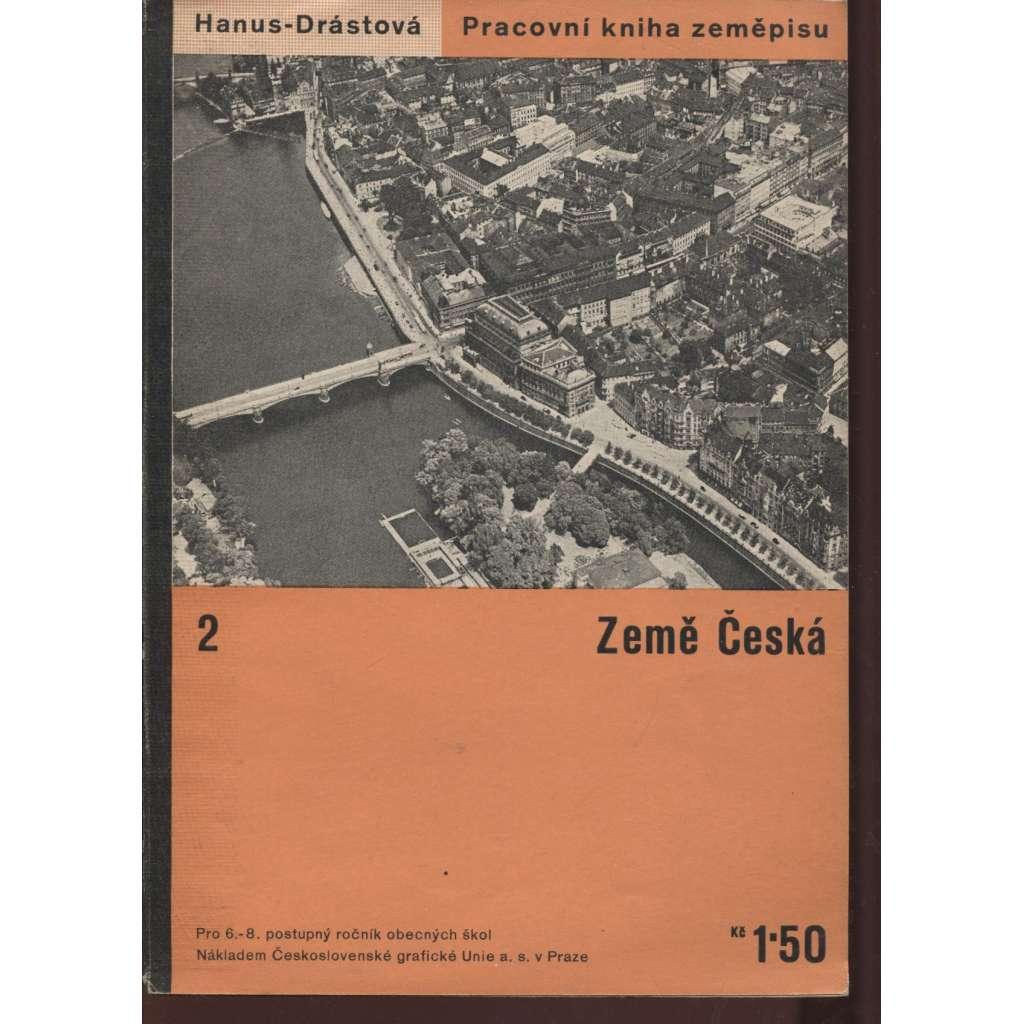 Země Česká (obálka Ladislav Sutnar)