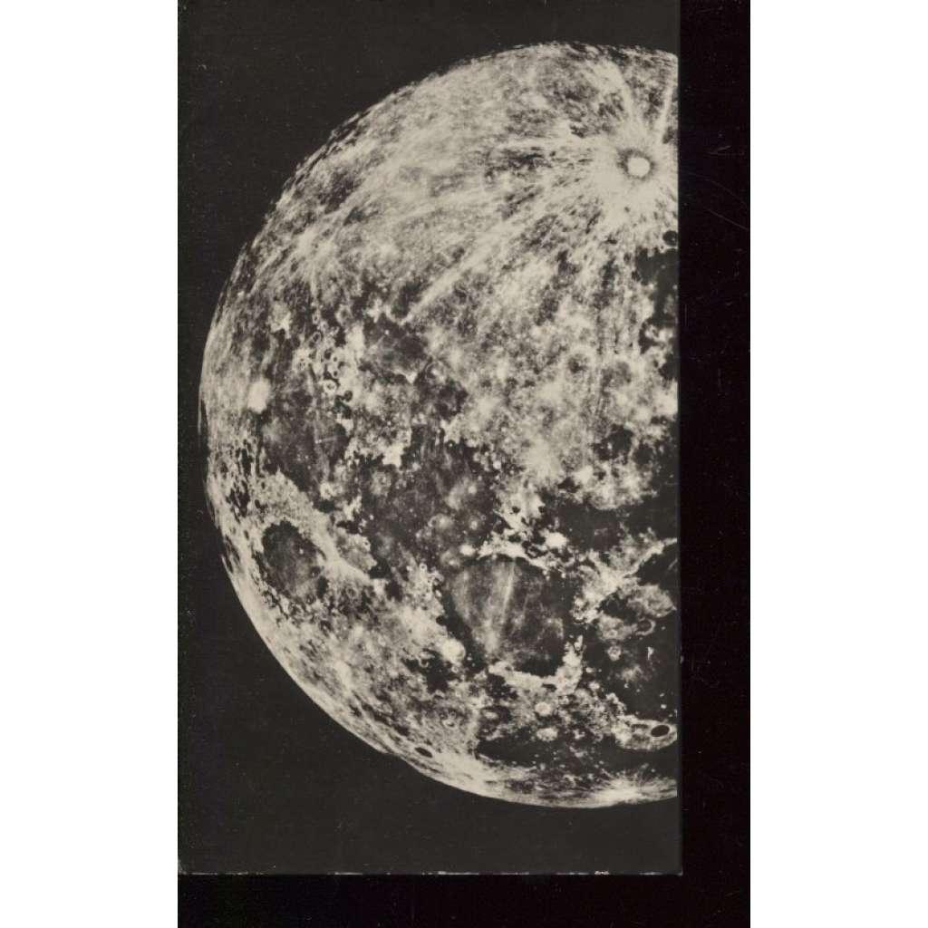 PF 1960 - Novoroční tisk nakladatelství Orbis z roku 1959 s články o dobývání Měsíce.