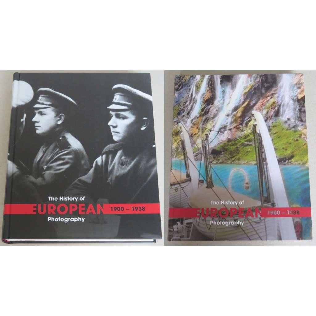 The History of European Photography 1900-1938: I. A[lbania]-I[reland]; II. I[taly]-U[kraine] [2 sv.]