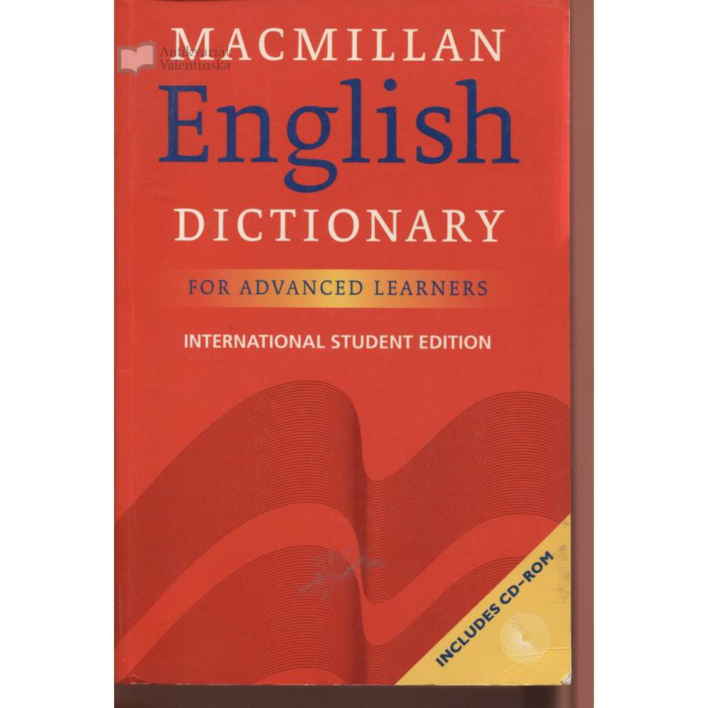 Macmillan English dictionary (kniha + CD-ROM)