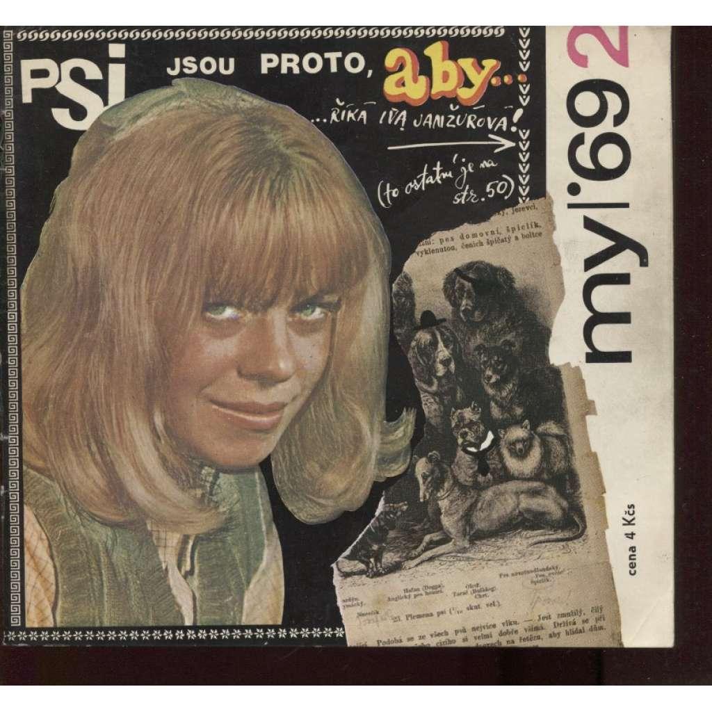 MY 69 (roč. VI., číslo 2/1969)
