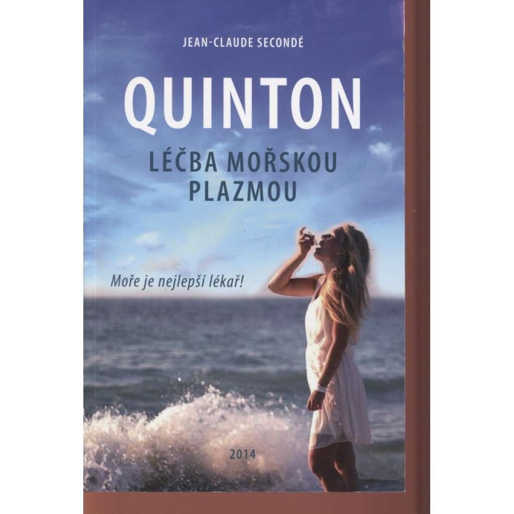Quinton. Léčba mořskou mlazmou