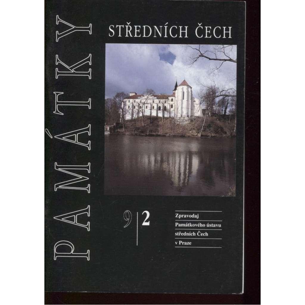Památky středních Čech 9/2/1995