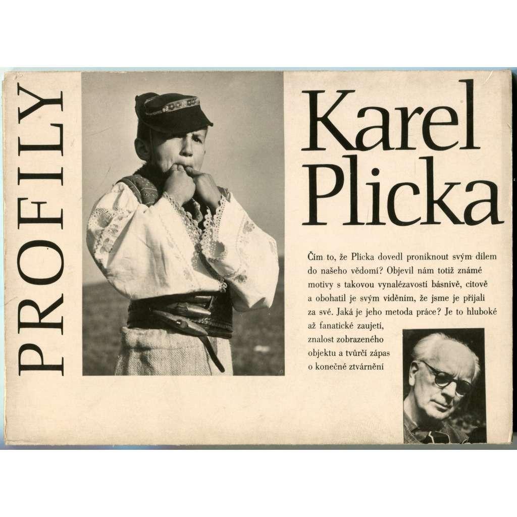 Karel Plicka [= Profily]
