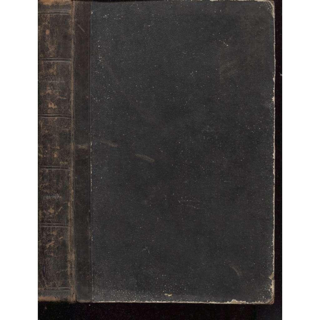 Kronika práce II. Síly přírody a užívání jich (1868)