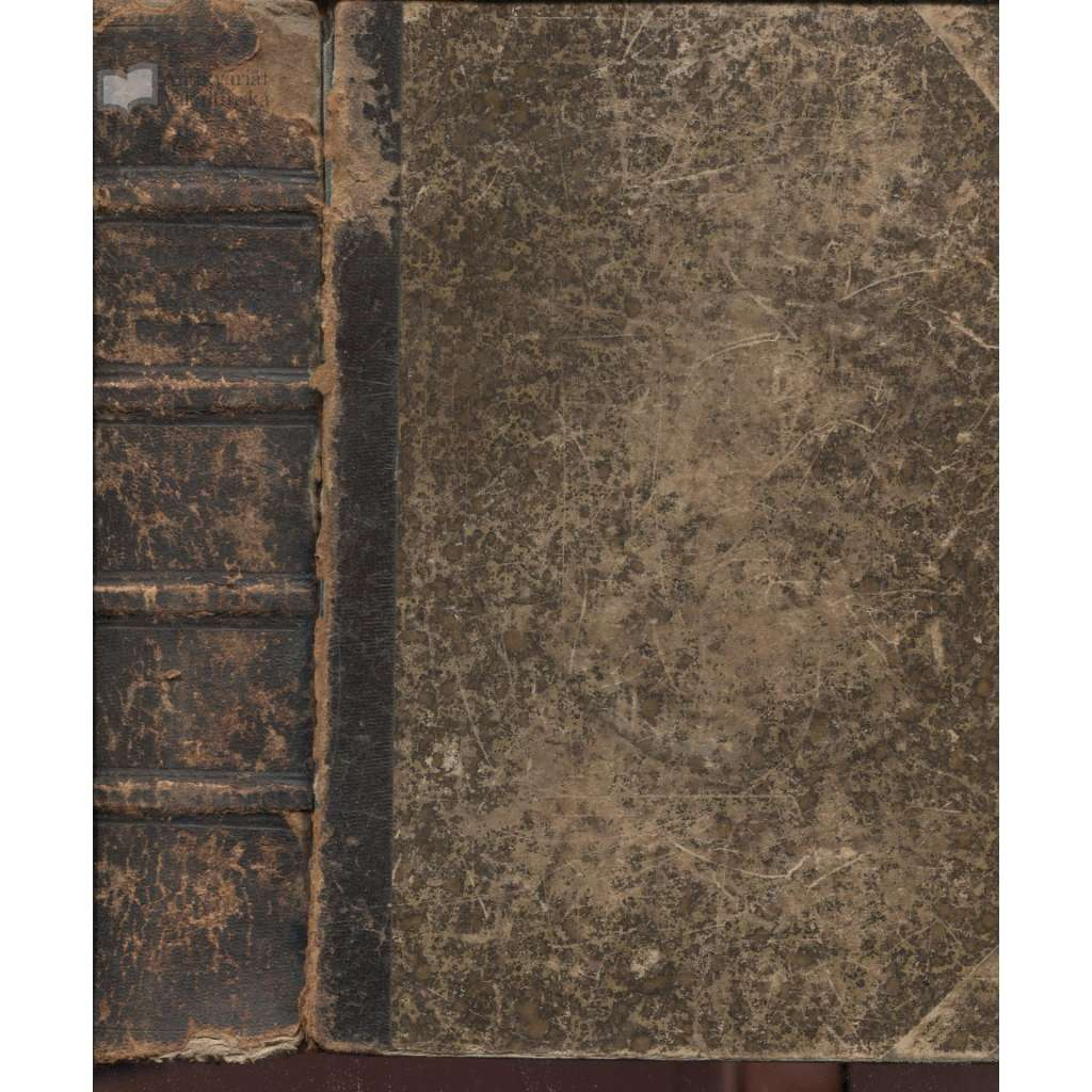 Seznam míst v Království Českém / Orts-Repetorium für das Königreich Böhmen (1886)