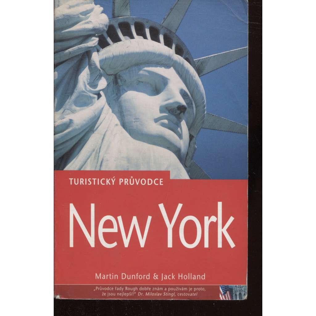 New York (turistický průvodce)