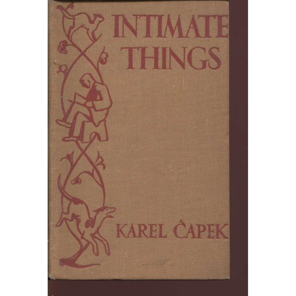 Intimate Things