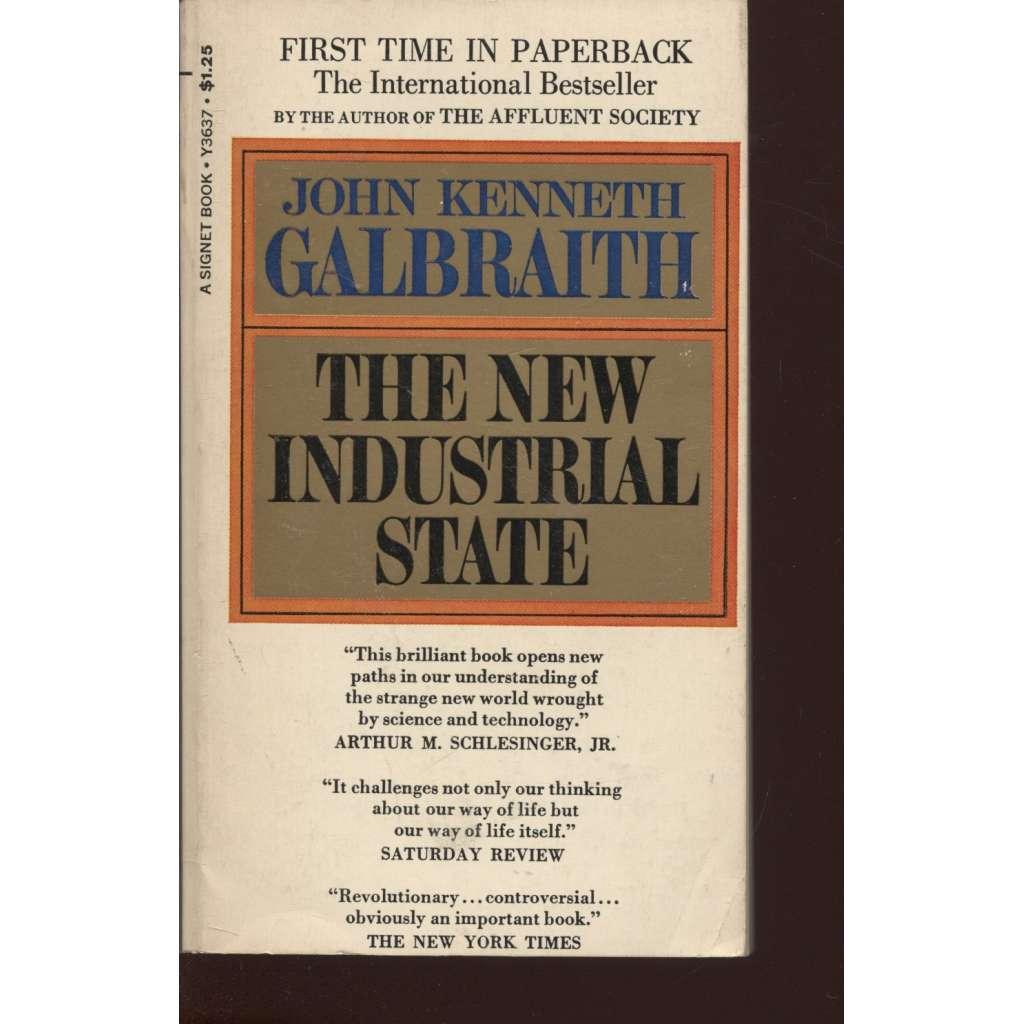 The new Industrial State (psychologie práce)