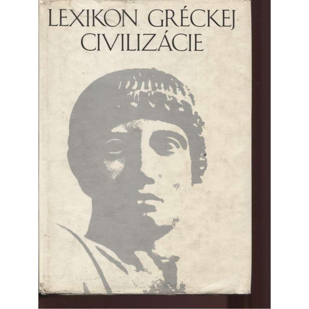 Lexikon gréckej civilizace (text slovensky)