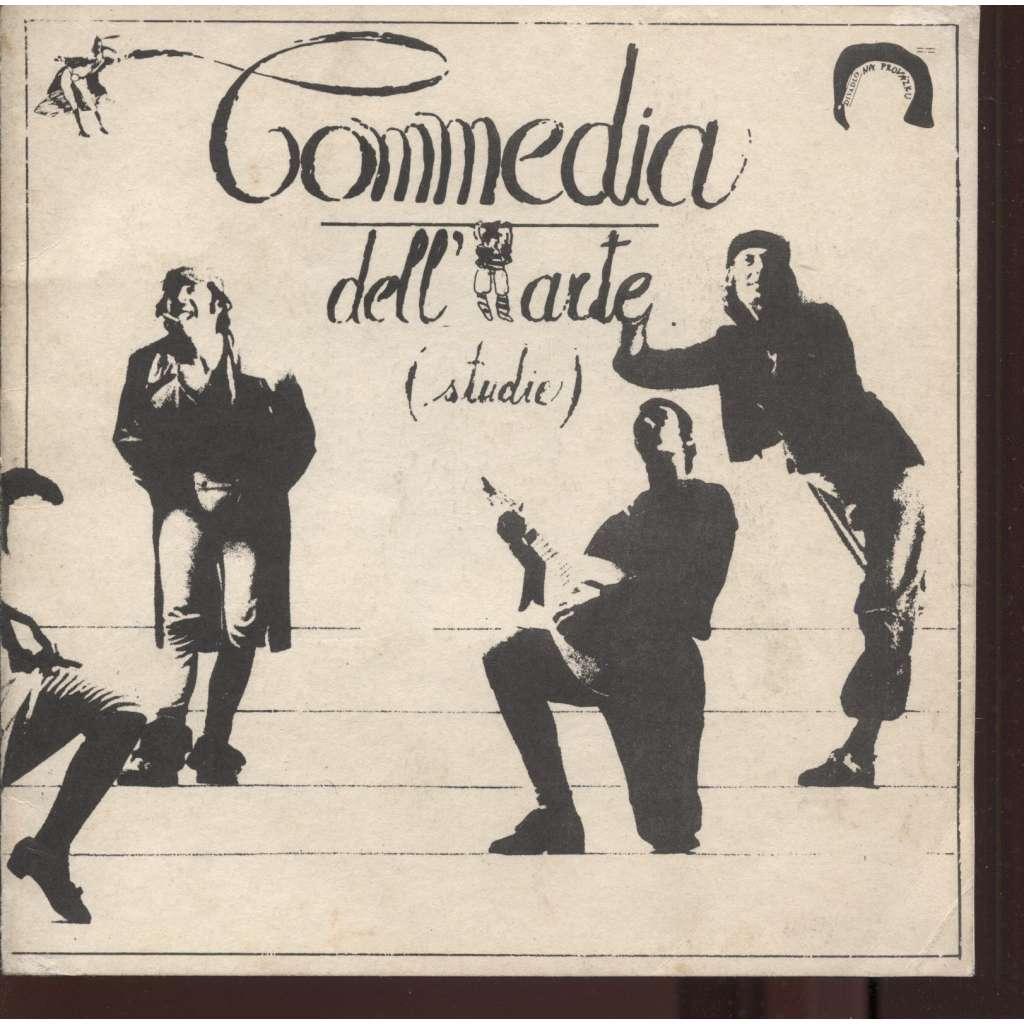 Commedia dell´ arte (Divadlo na provázku)