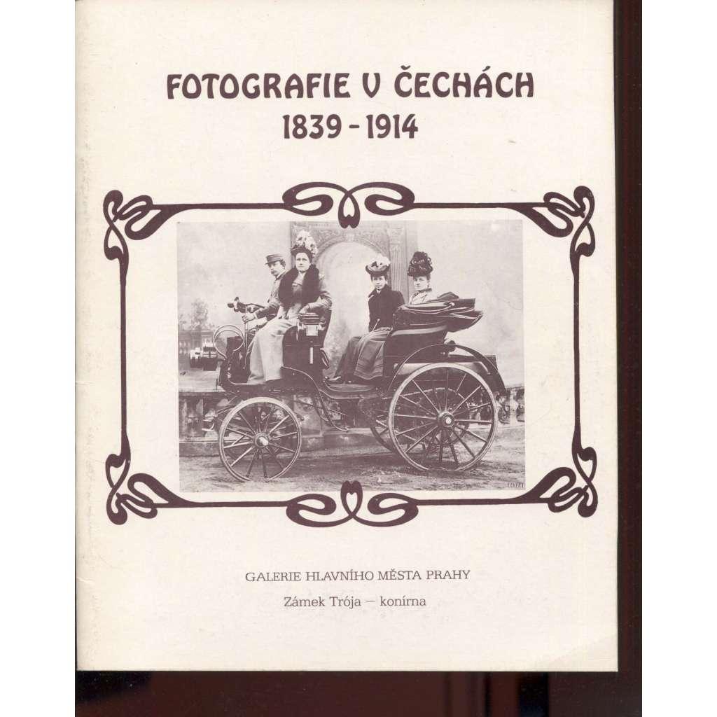 Fotografie v Čechách 1839-1914