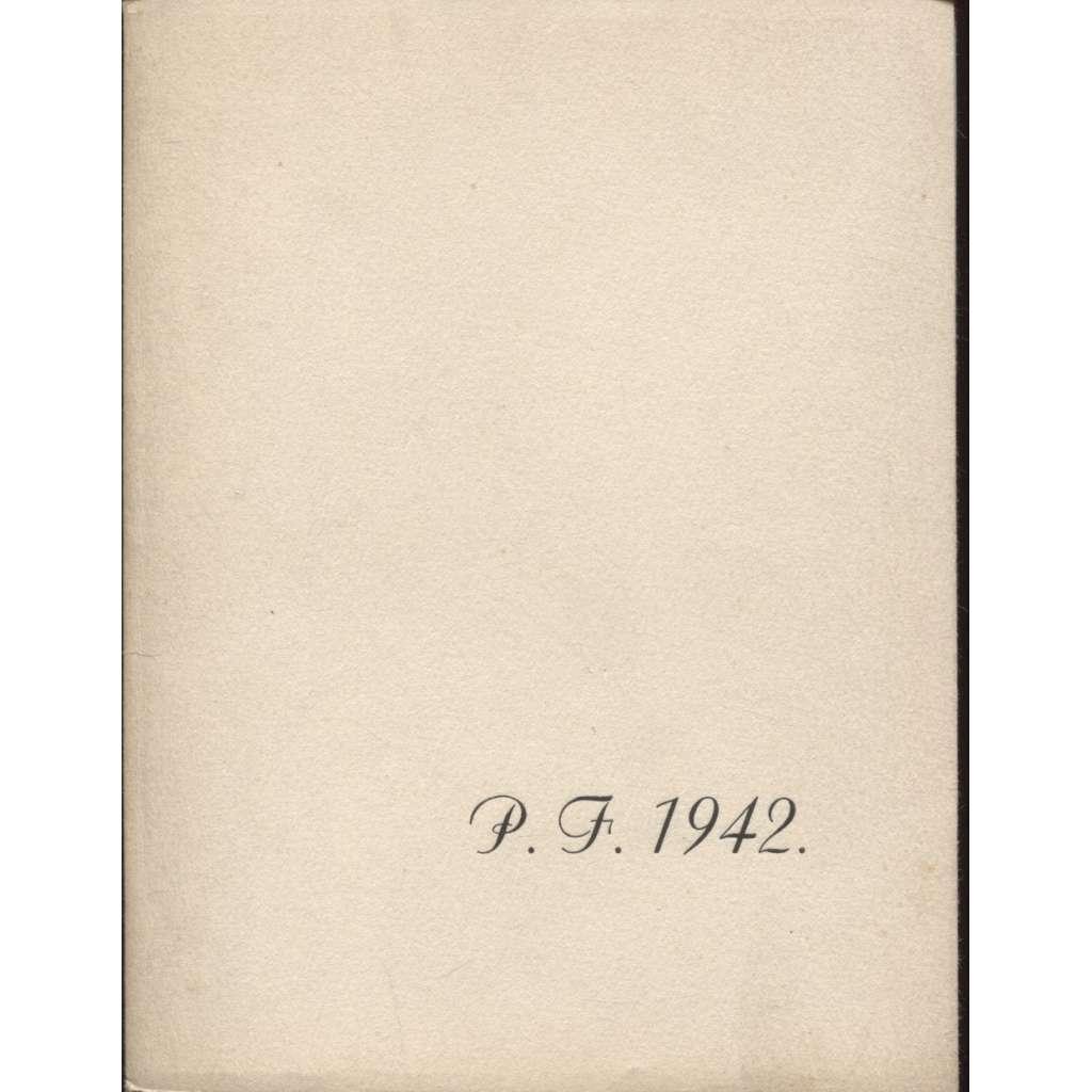 PF 1942. Povídka: Daguerrova odměna