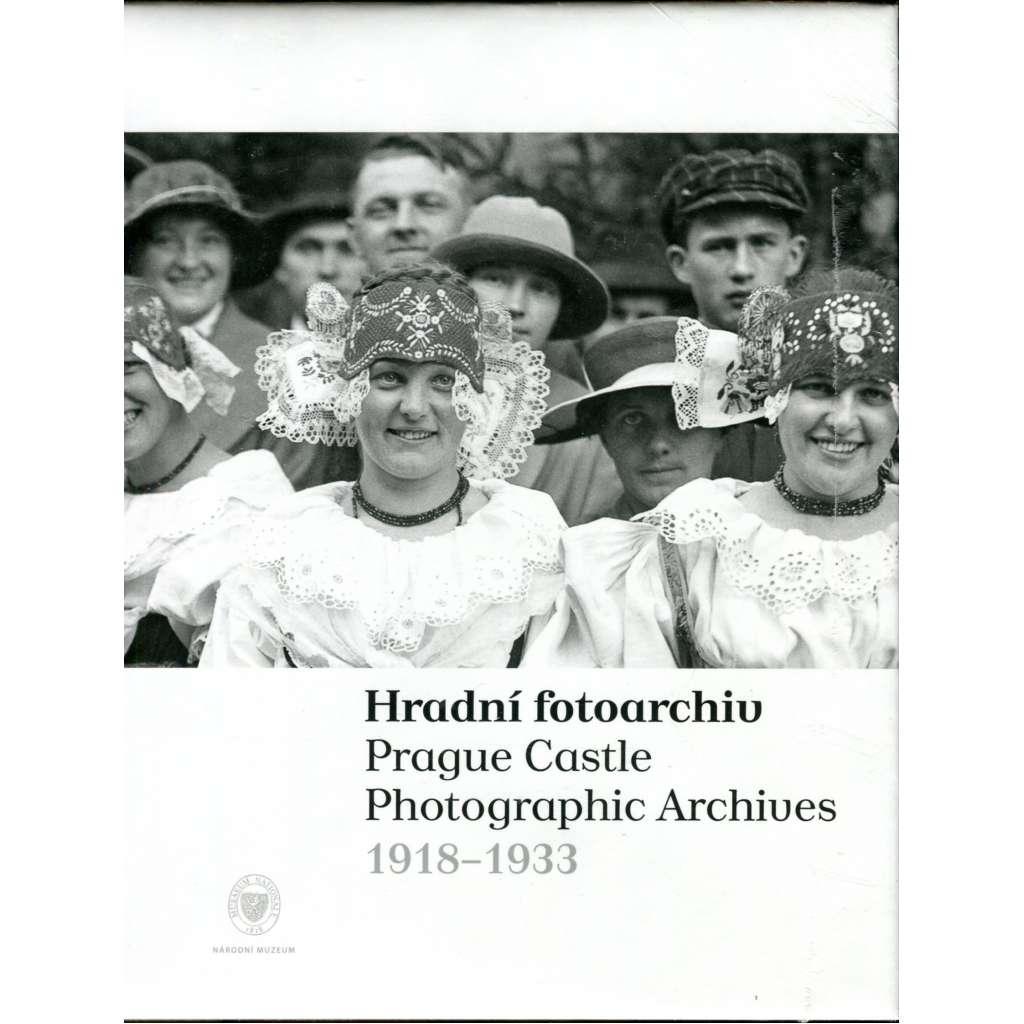 Hradní fotoarchiv 1918-1933 = Prague Castle Photographic Archives 1918-1933 [Tomáš Garrigue Masaryk]
