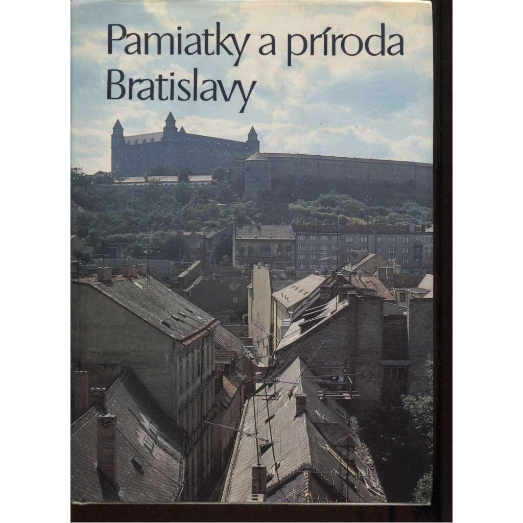 Pamiatky a príroda Bratislavy (Slovensko)