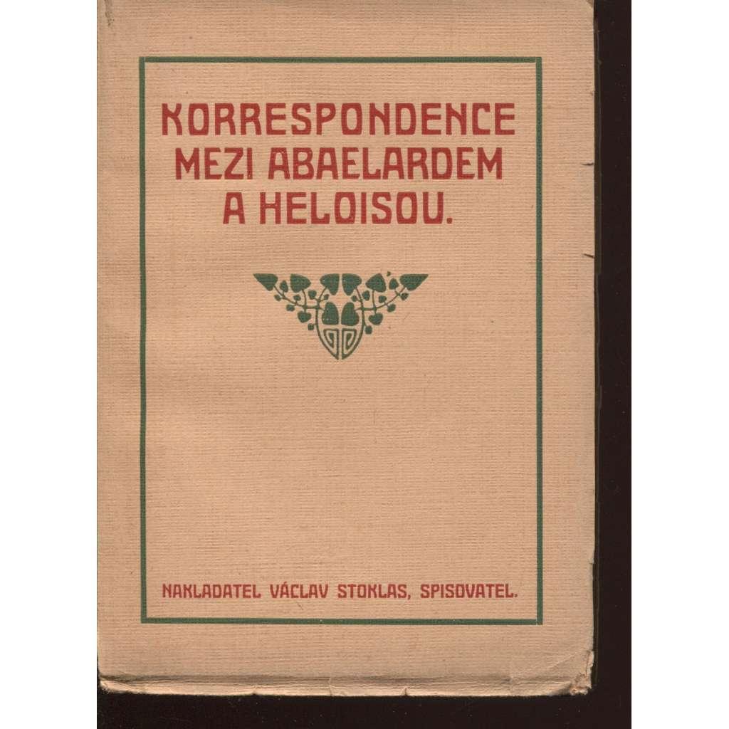 Korrespondence mezi Ablelardem a Heloisou