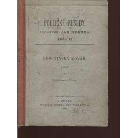 Lešetínský kovář (1. vydání, 1883)