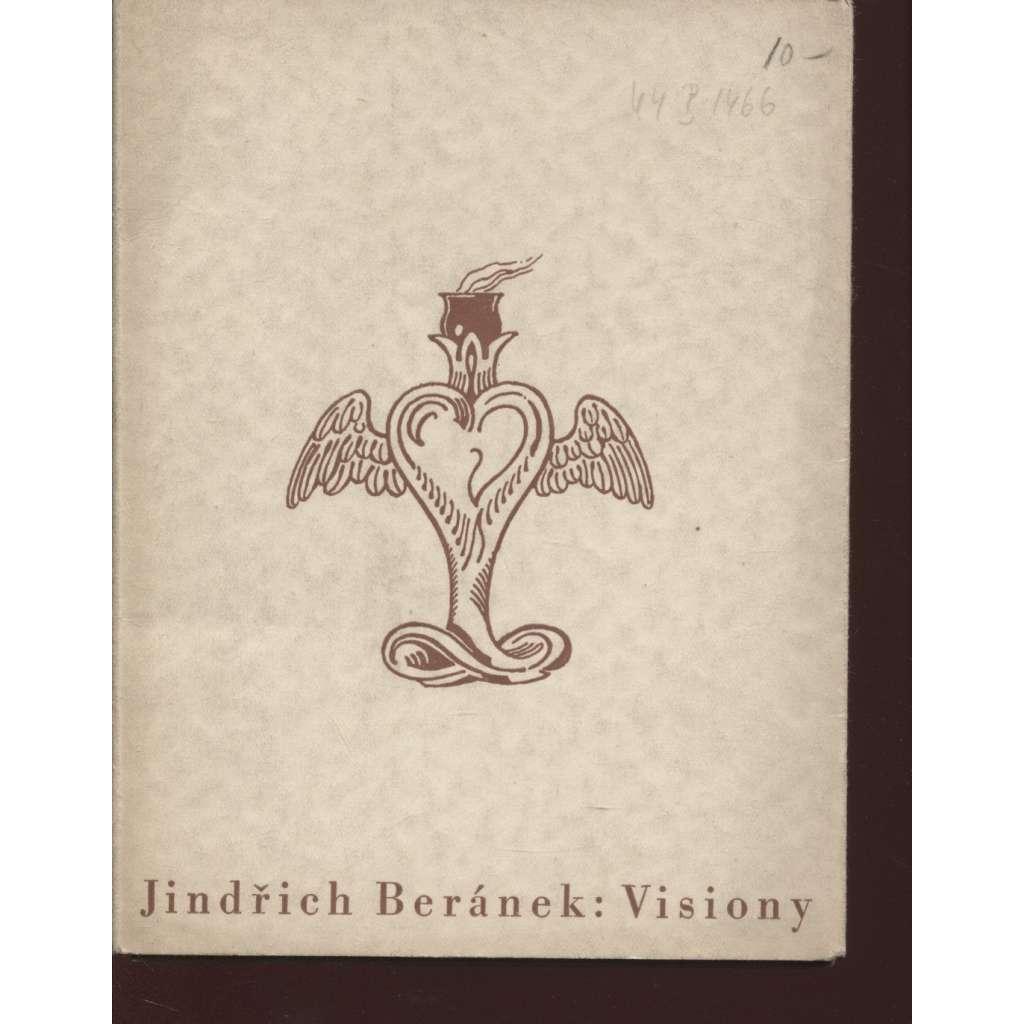Visiony (podpis Jindřich Beránek)