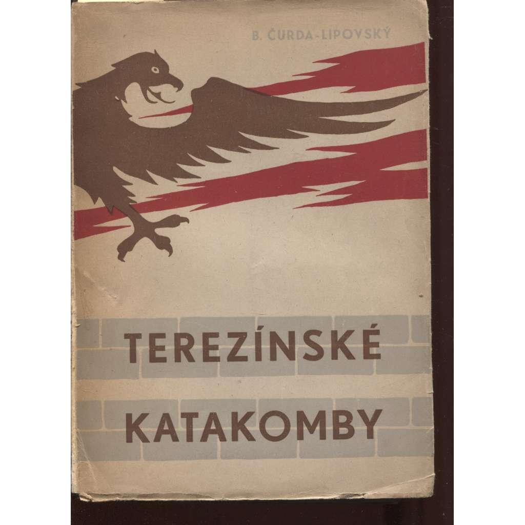 Terezínské katakomby (Terezín, holocaust, gheto)