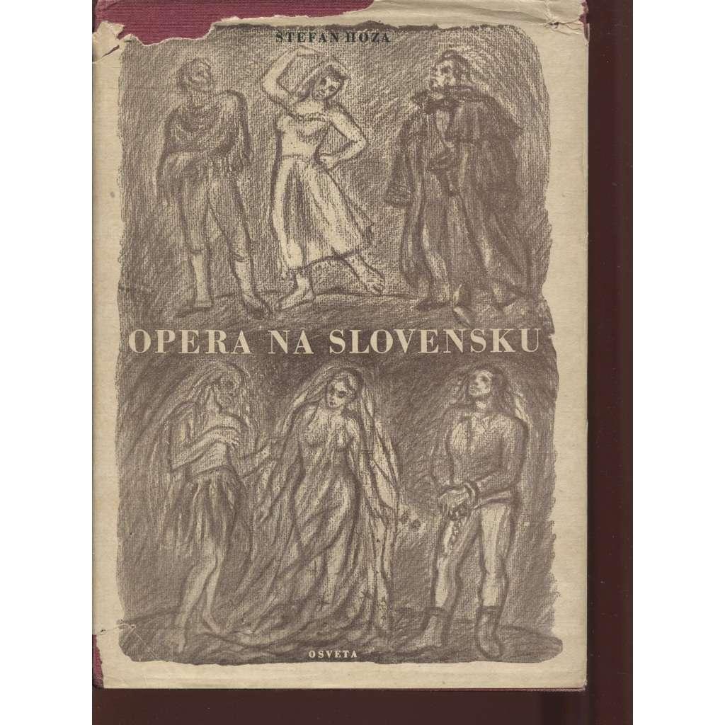 Opera na Slovensku I. díl (Slovensko)