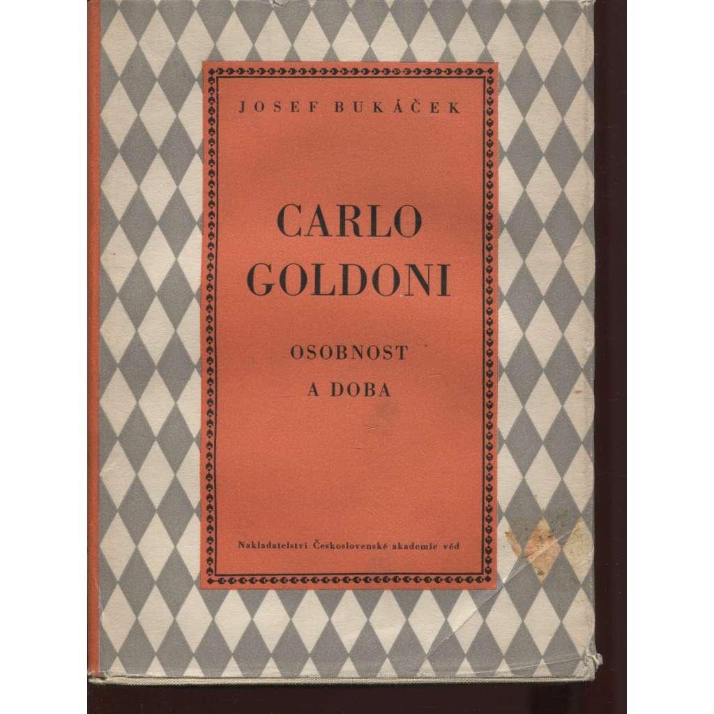 Carlo Goldoni: Osobnost a doba (divadlo)