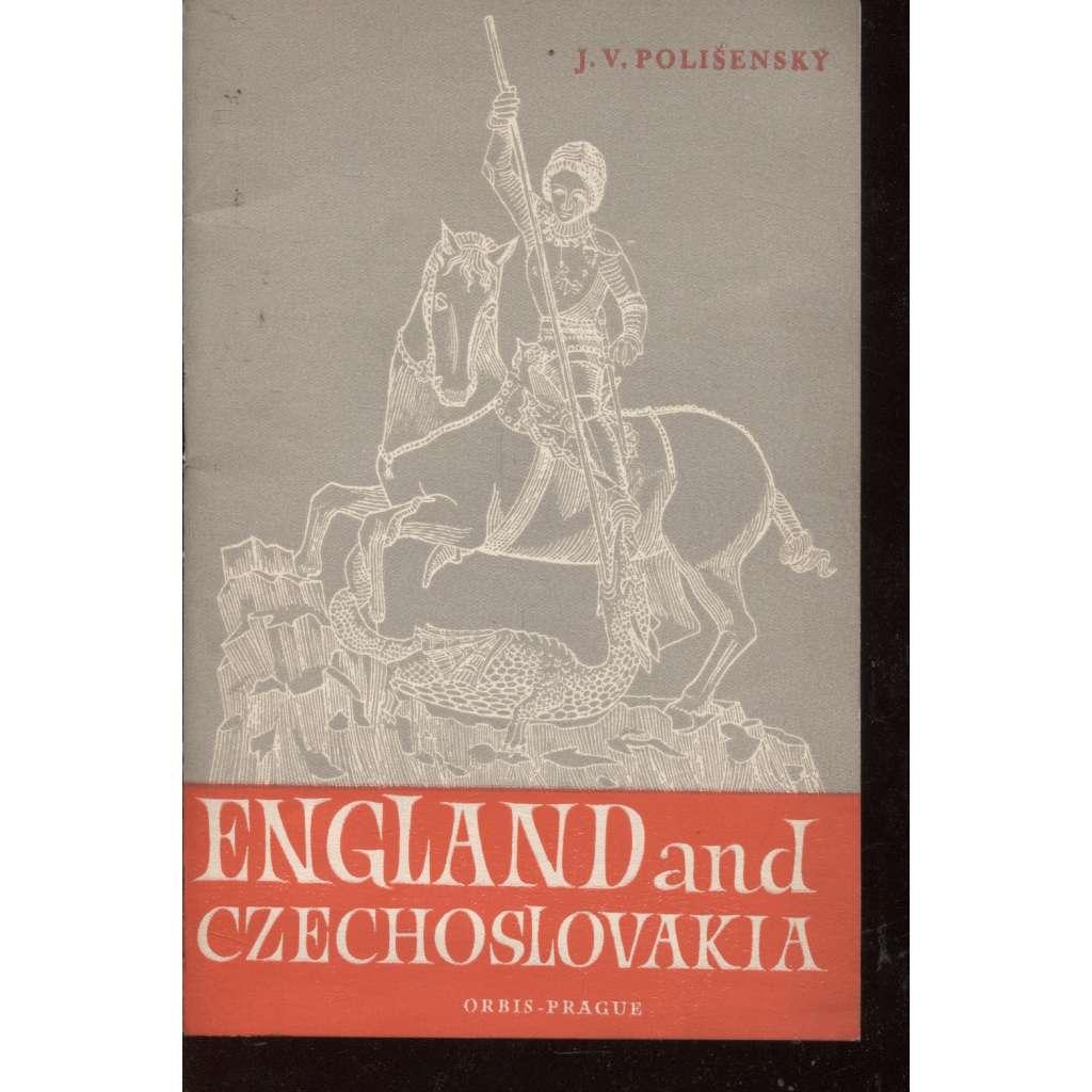 England and Czechoslovakia