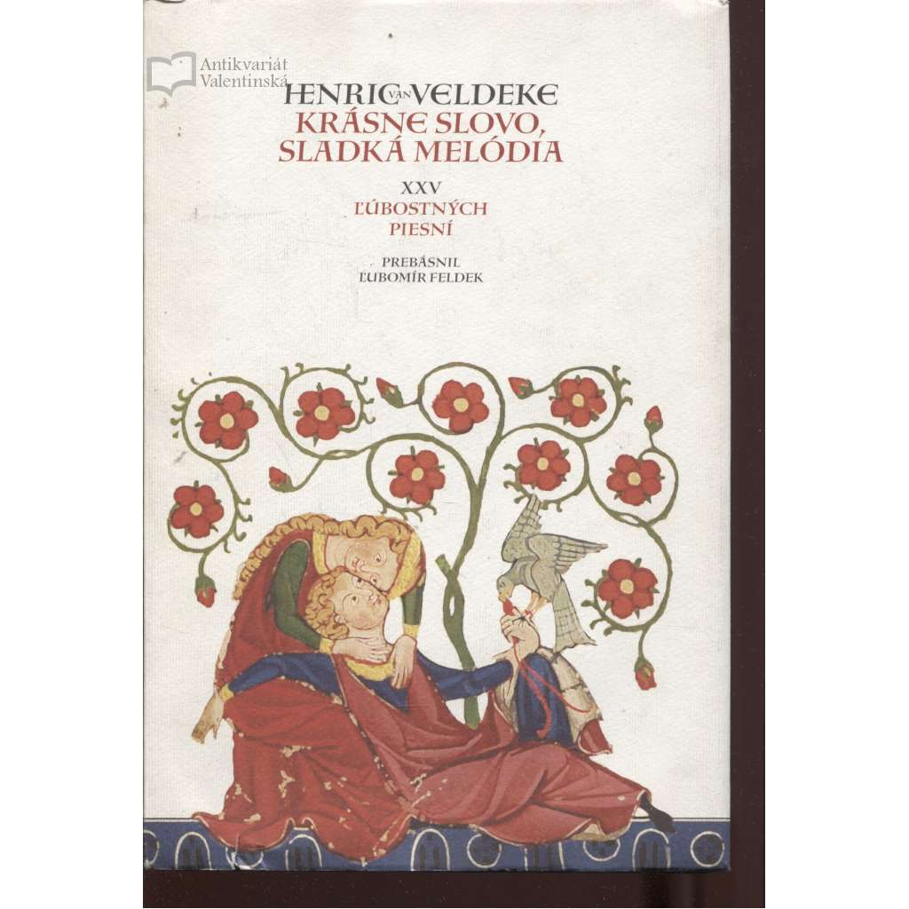 Krásne slovo, sladká melódia (text slovensky, kniha + CD)