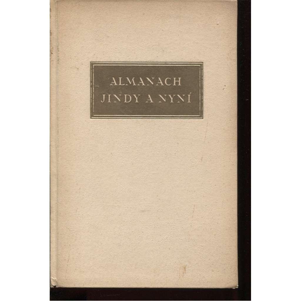 Almanach Jindy a nyní na jubilejní svatováclavský rok 1929