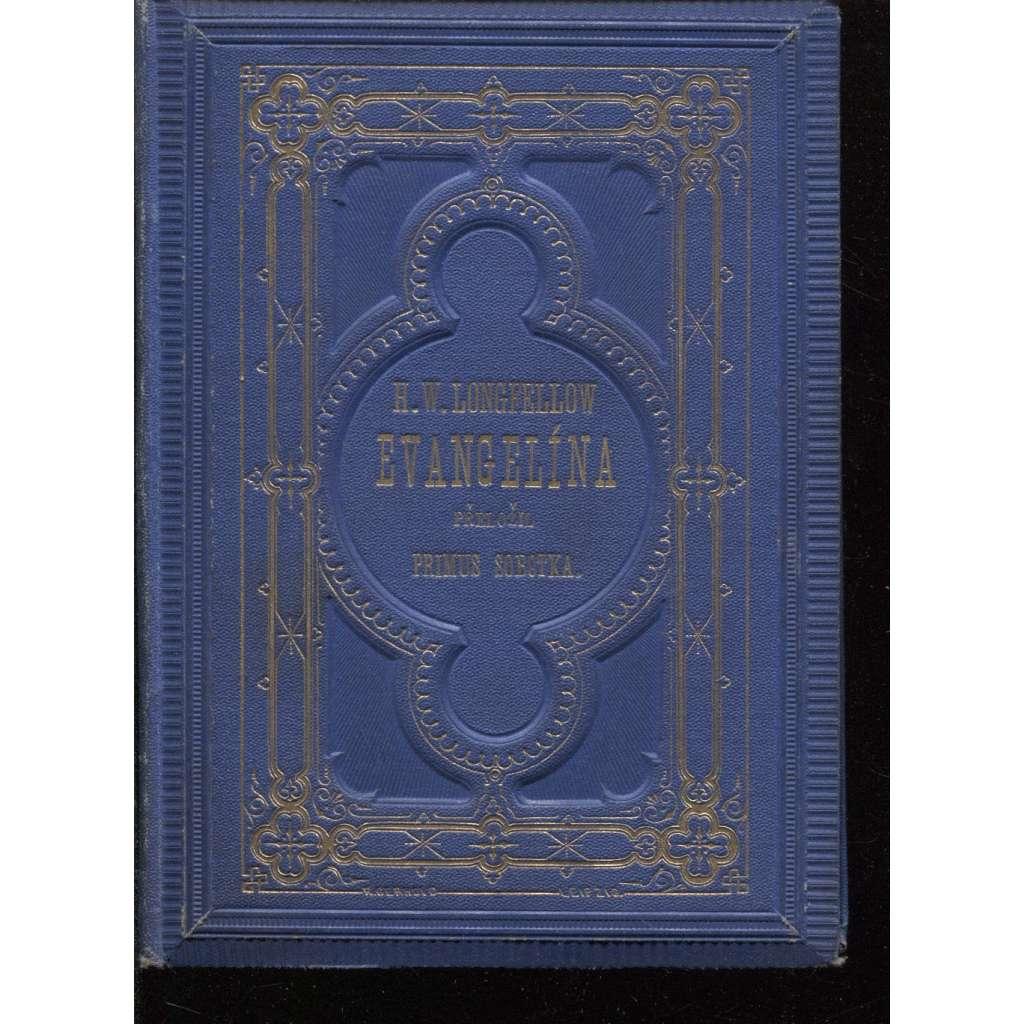 Evangelína (povídka akadská, 1877)