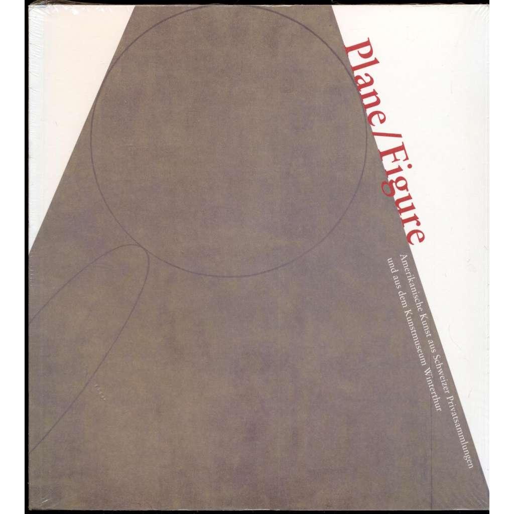 Plane/Figure. Amerikanische Kunst aus Schweizer Privatsammlungen und aus dem Kunstmuseum Winterthur