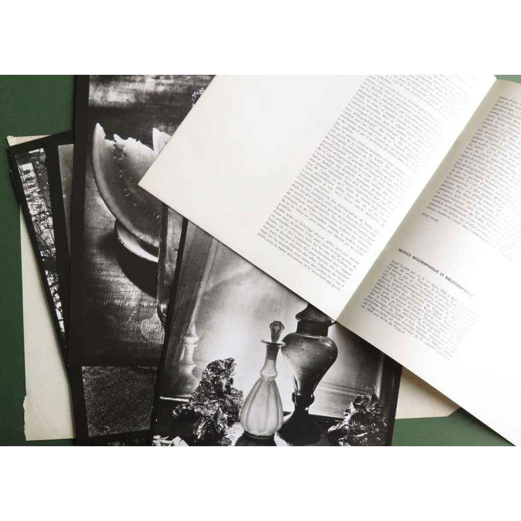 JOSEF SUDEK FOTOGRAFIE  1st/dj  First printing  1956  Roth 101