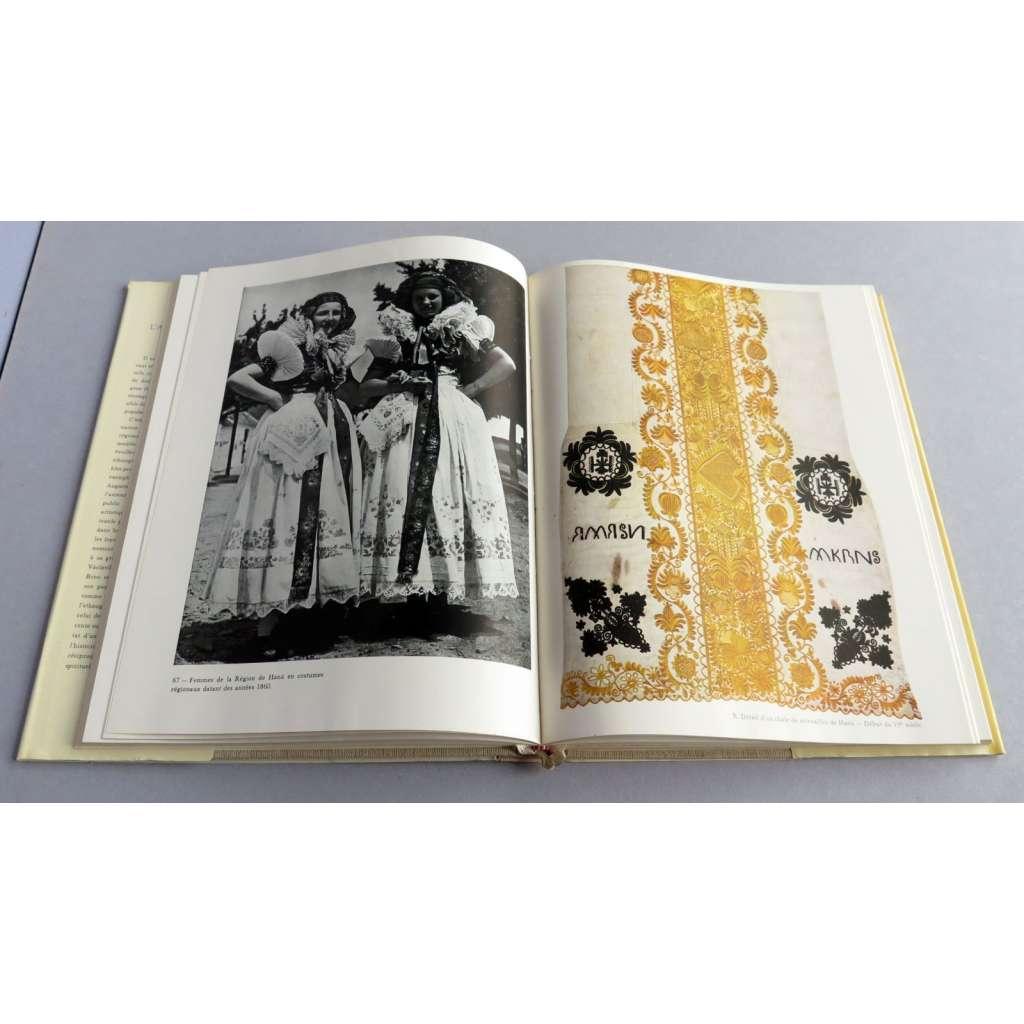 L 39 art populaire du textile dans les pays de boh me for Arts populaires