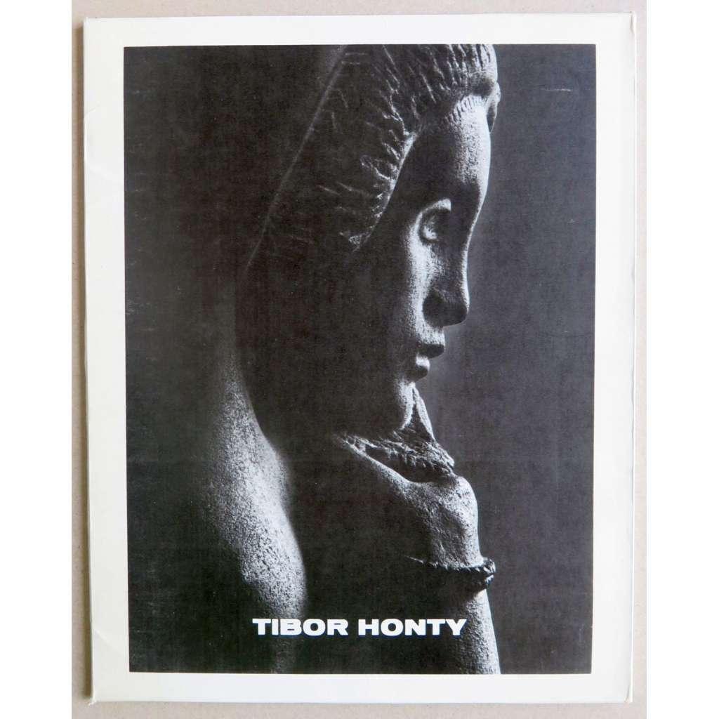 Tibor Honty [= Edice mezinárodní fotografie, svazek 5]