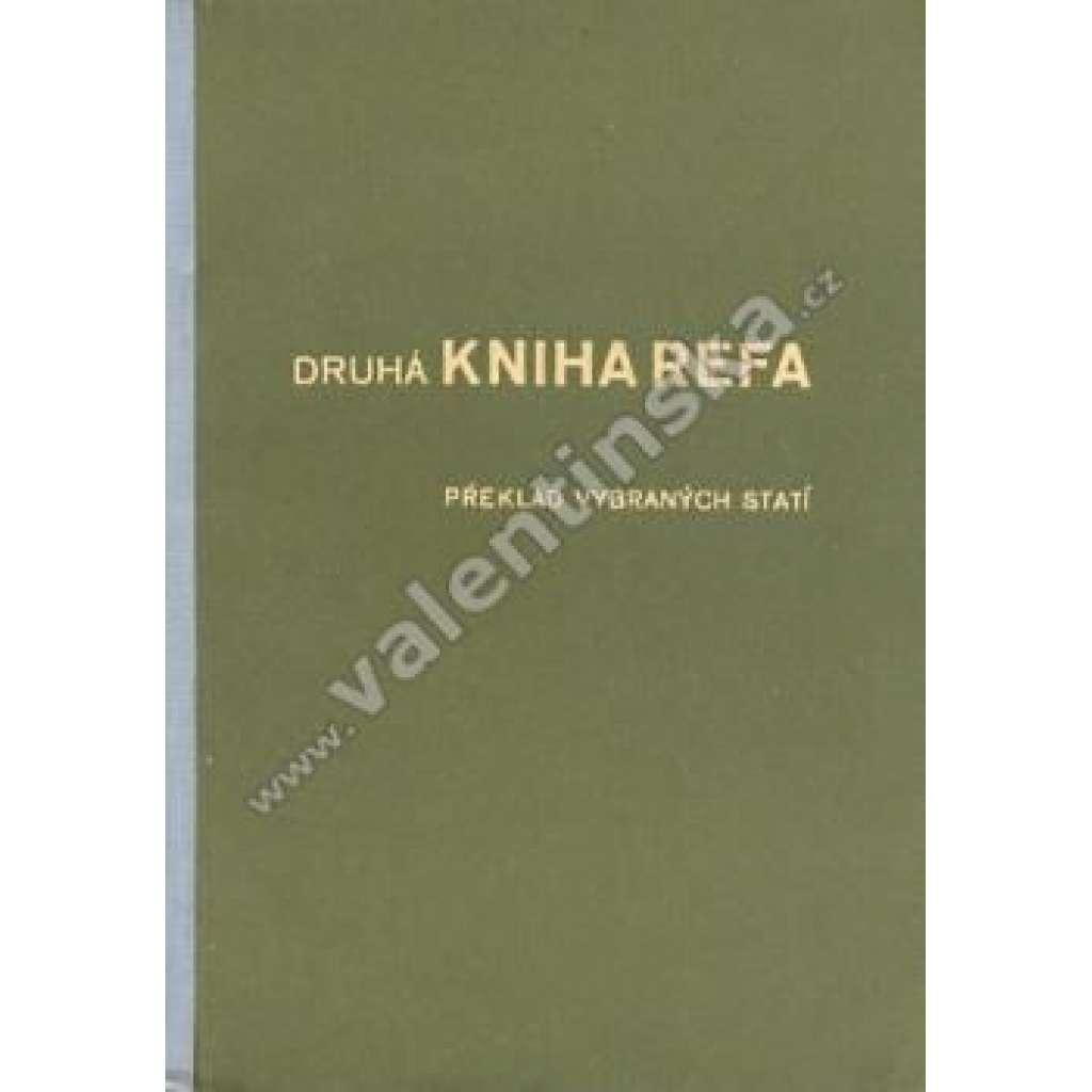 Druhá kniha Refa