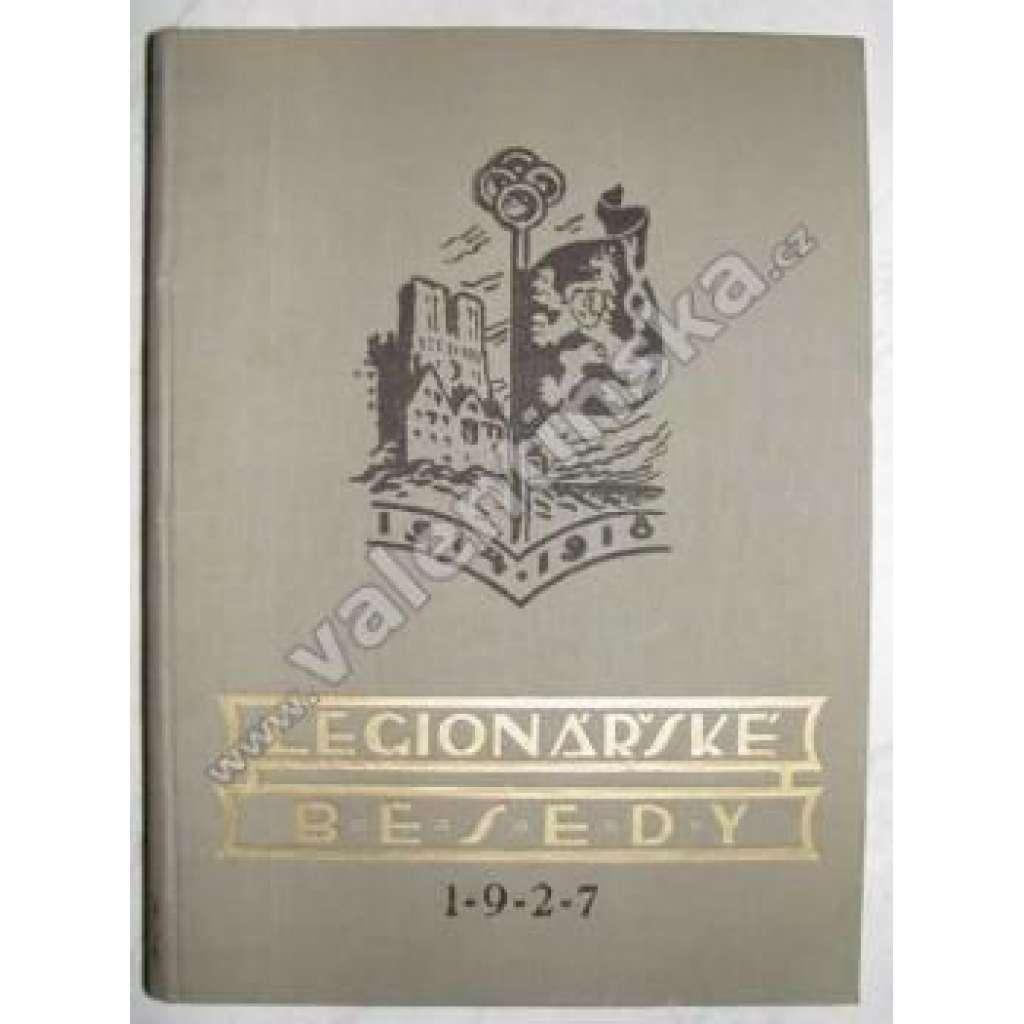 Legionářské besedy, 1927