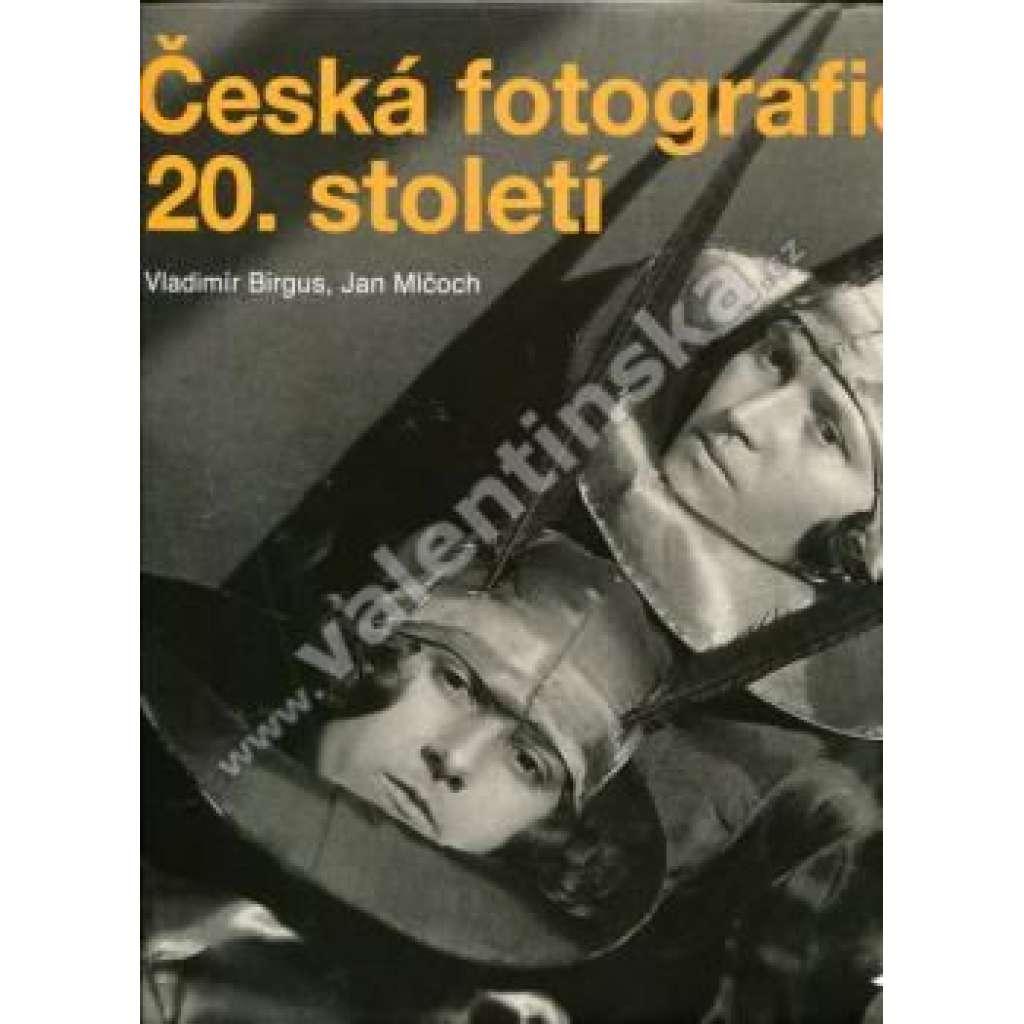 Česká fotografie 20. století - drtikol funke sudek aj.