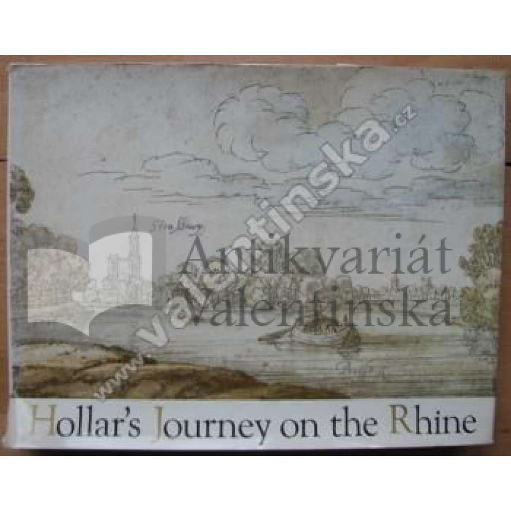 Hollar´s Journey on the Rhine.