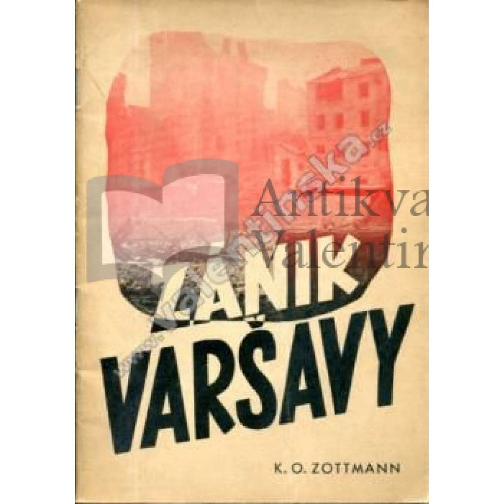 Zánik Varšavy