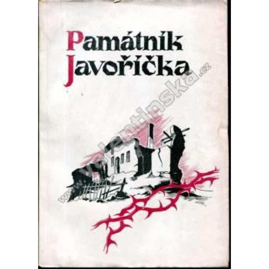 Památník Javoříčka
